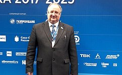 В. Кондрашин принял участие вработе Красноярского экономического форума