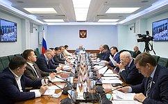 Л. Сафин провел парламентские слушания оразвитии инфраструктуры региональных аэропортов