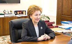 Воронежские общественные организации активно включились вработу пореализации Послания Президента РФ— Г.Карелова