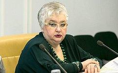 И. Тихонова: Семейно-демографическая тема стала центральной назаседании Общественной палаты Липецкой области