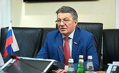 В.Озеров: Российские парламентарии настроены наразвитие межпарламентского диалога сРеспубликой Корея