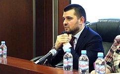 С. Мамедов провел встречу состудентами ипреподавателями МГИМО