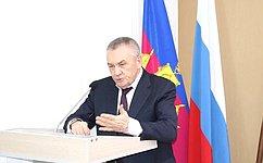 В.Бекетов: Предложенные Президентом РФ изменения вКонституцию страны назрели инеобходимы