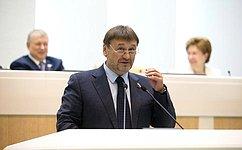В. Лебедев: Совет Федерации одобрил поправки вохотничье законодательство воисполнение Постановления Конституционного Суда РФ