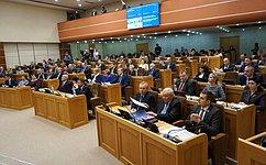 Бюджет Республики Коми отвечает всем направлениям социально-экономического развития— Д.Шатохин