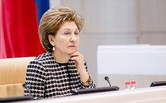 Г. Карелова: ВВоронежской области успешно реализуется проект модернизации региональной системы дошкольного образования