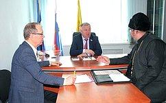 В.Николаев: Введенскому кафедральному собору Чебоксар будет оказана помощь ворганизации реставрационных работ