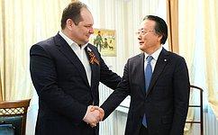 Р.Гольдштейн: Сотрудничество России синостранными партнерами должно быть взаимовыгодным иуспешным