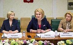 Л. Гумерова: Необходимы современные законодательные механизмы профилактики деструктивных процессов вИнтернете