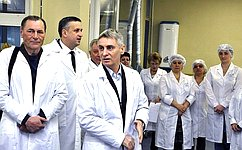 С. Фабричный: Профессиональные конкурсы позволяют проверить навыки изнания, проявить себя