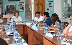 Т.Гигель: Строительство детского оздоровительного комплекса вРеспублике Алтай даст импульс развитию туризма