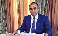М. Ахмадов: Автодорога Грозный– Ведено– граница Дагестана– стратегически важный объект для региона