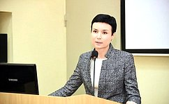 И.Рукавишникова: Внесенные законопроекты прекратят практику продажи запрещенных видов табака под другой маркировкой