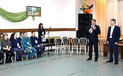 Ю. Воробьев: Подход молодежи кпоиску перспективных проектов вВологодской области очень полезен