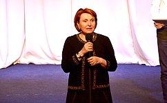Н. Болтенко: Молодежь способна оказывать действенное влияние наразвитие образования врегионе
