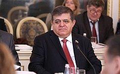 В. Джабаров принял участие вучредительной конференции Ассоциации внешнеполитических исследований А.А.Громыко