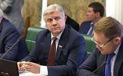 Ю.Волков принял участие всъезде депутатов представительных органов муниципальных образований Калужской области