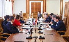 ВСовете Федерации поддерживают практику сотрудничества учебных заведений России иСирии— Л. Глебова