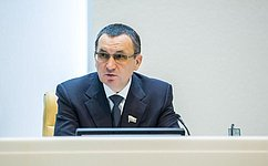 Первый заместитель Председателя СФ Н.Федоров провел совещание помониторингу регулирования норм всфере рыболовства