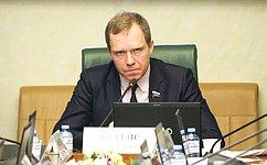 Комитет СФ поэкономической политике поддержал закон овыравнивании цен наэлектроэнергию для отдельных потребителей