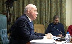 Проблемы развития дорожно-транспортной инфраструктуры Мордовии рассмотрел Комитет СФ поэкономической политике