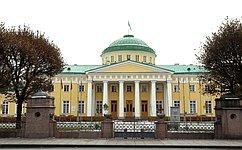 Сенаторы примут участие вработе осенней сессии Межпарламентской Ассамблеи государств— участников СНГ