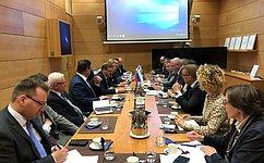 Россия иФинляндия развивают межпарламентский диалог поширокому кругу вопросов– К.Косачев