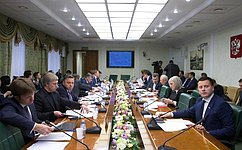 Сенаторы рассмотрели реализацию федеральных проектов, связанных смодернизацией транспортной инфраструктуры