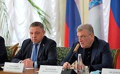 В. Тимченко: Регионы имуниципальные образования получат методическую поддержку вреализации реформы контрольно-надзорной деятельности