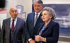 ВСовете Федерации открылась фотовыставка «Изархива Маршала Советского Союза Р.Я.Малиновского»