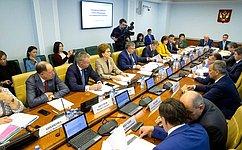 Комитет СФ посоциальной политике рекомендовал верхней палате парламента одобрить изменения впенсионном законодательстве