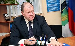 И. Чернышев: Одной изосновных задач сенаторов является продвижение региональных законодательных инициатив