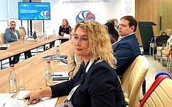 Н. Косихина: Сотрудничество парламентариев России иАрмении содействует развитию двусторонних связей вгуманитарной сфере