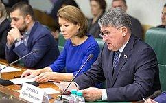 Ю.Воробьев провел заседание Комитета общественной поддержки жителей Юго-Востока Украины
