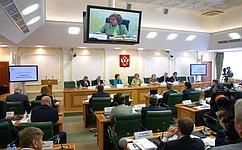 В. Матвиенко: Совет Федерации системно занимается вопросами кадрового обеспечения здравоохранения встране