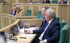 В.Наговицын: Задачи, поставленные поитогам проведения Дней Бурятии вСовете Федерации, эффективно выполняются