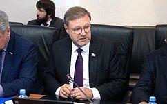 ВСовете Федерации обсудили будущее договора между Россией иСША осокращении стратегических наступательных вооружений