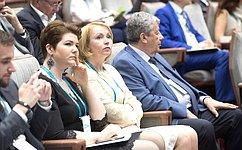 И.Гехт приняла участие вработе Всероссийского водного конгресса