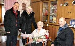 В.Лакунин: ВРостовской области реализуется социальный проект пооказанию помощи пожилым людям иветеранам войны