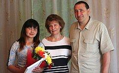 ВРеспублике Алтай удалось сохранить уникальную школу научных селекционеров— Т.Гигель