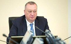 В.Тюльпанов: СФ поддержит проведение Всероссийского образовательно-патриотического форума «Бородино– 2017»