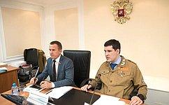 ВСовете Федерации обсудили вопросы нормативно-правового обеспечения деятельности студенческих отрядов