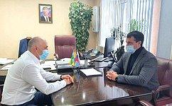 Э. Исаков обсудил реализацию национальных проектов истратегии социально-экономического развития Сургута до2030года