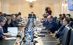 ВСовете Федерации обсудили реформу контрольно-надзорной деятельности вНенецком автономном округе