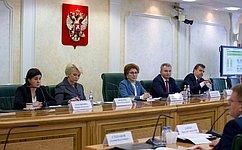 Г. Карелова: Мониторинг кадрового обеспечения медицинской отрасли врегионах должен быть постоянным