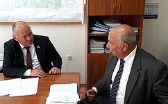 А.Кондратенко: Устроенный быт иблагоприятная среда проживания– залог высоких показателей производительности села