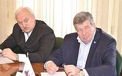 ВСовете Федерации уделяют большое внимание вопросам защиты прав потребителей— В.Семенов