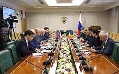 Г. Карасин: Российские парламентарии готовы возобновить работу двусторонней межпарламентской комиссии сМолдовой