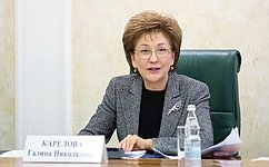 Г.Карелова: Женские организации России иБелоруссии могут вместе активно влиять намногие процессы вэтих странах