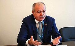 И.Умаханов провел ряд двусторонних встреч «наполях» Второго Евразийского женского форума